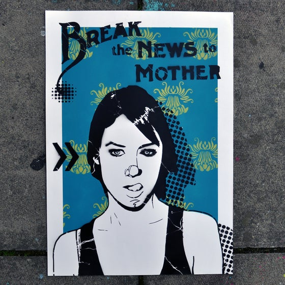 Image of Break the News to Mother