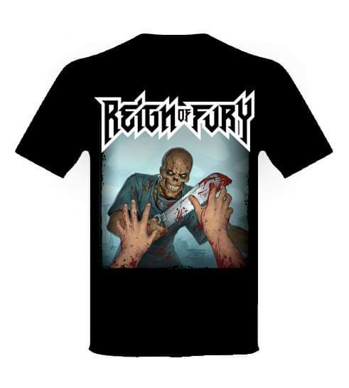 "Image of 1st edition ""Psycho Intentions"" T-shirt.  Last one!"