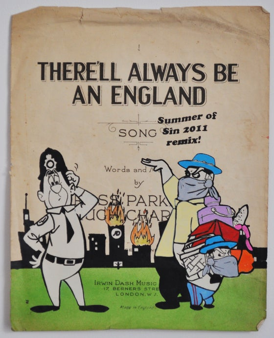 Image of There'll always be an England - Summer of Sin 2011 dubstep remix