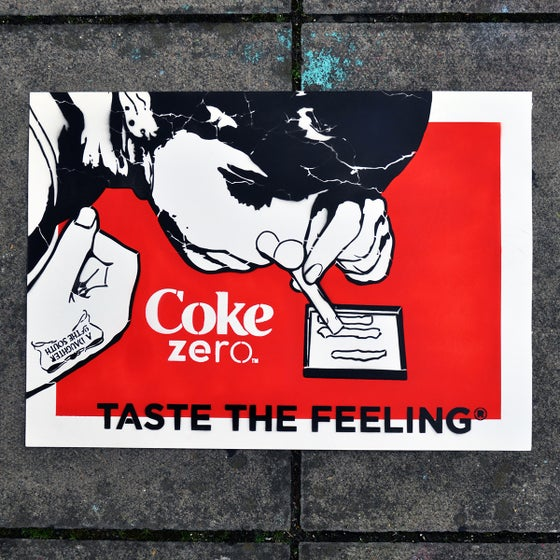 Image of Badvertising - Taste the Feeling