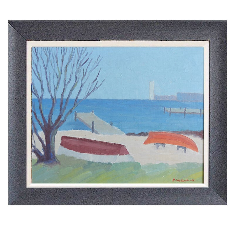Image of 'Autumn Day, Sundsparken Kalmar,' Raymond Wallentin WAS £395