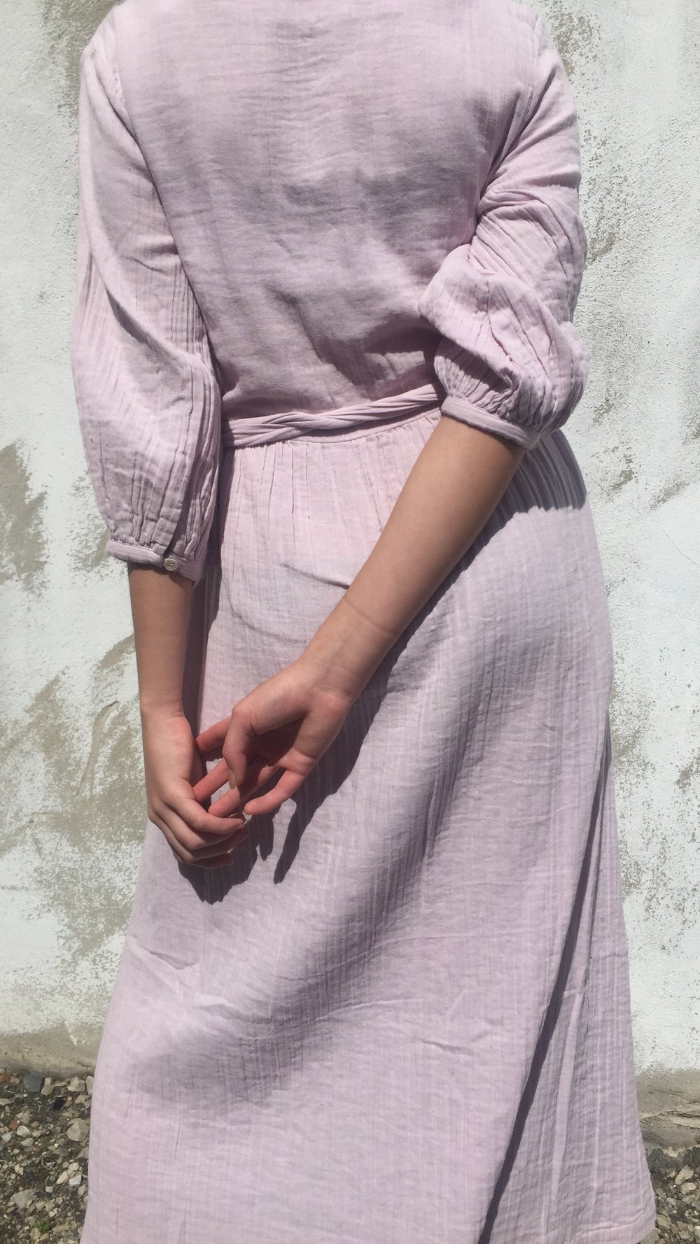 Image of Voloshin Louisa Wrap Dress