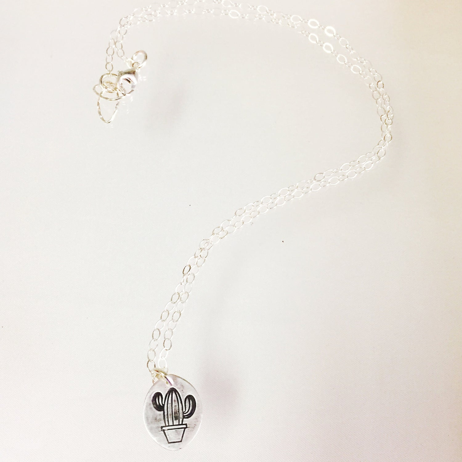 Image of Cactus Necklace