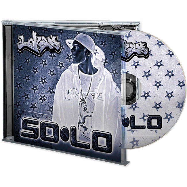 Image of Lo Key - SO-LO CD