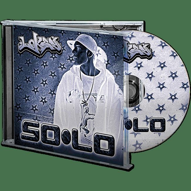 Image of Lo Key - SO-LO CD