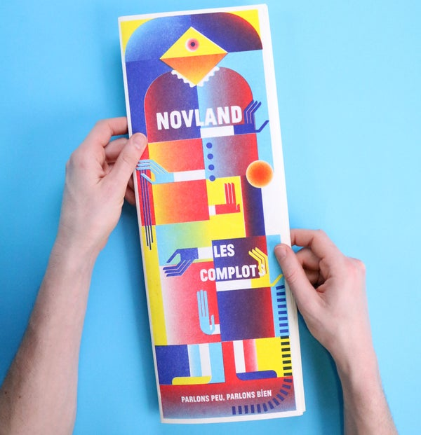 Image of Novland 5 - les complots