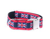 "Image of British Flag 1 1/2"" width"