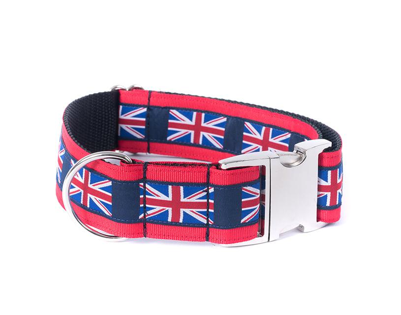 "British Flag 1 1/2"" width"