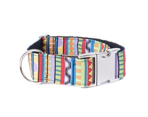Image of Aztec - Dog Collar in the category  on Uncommon Paws.