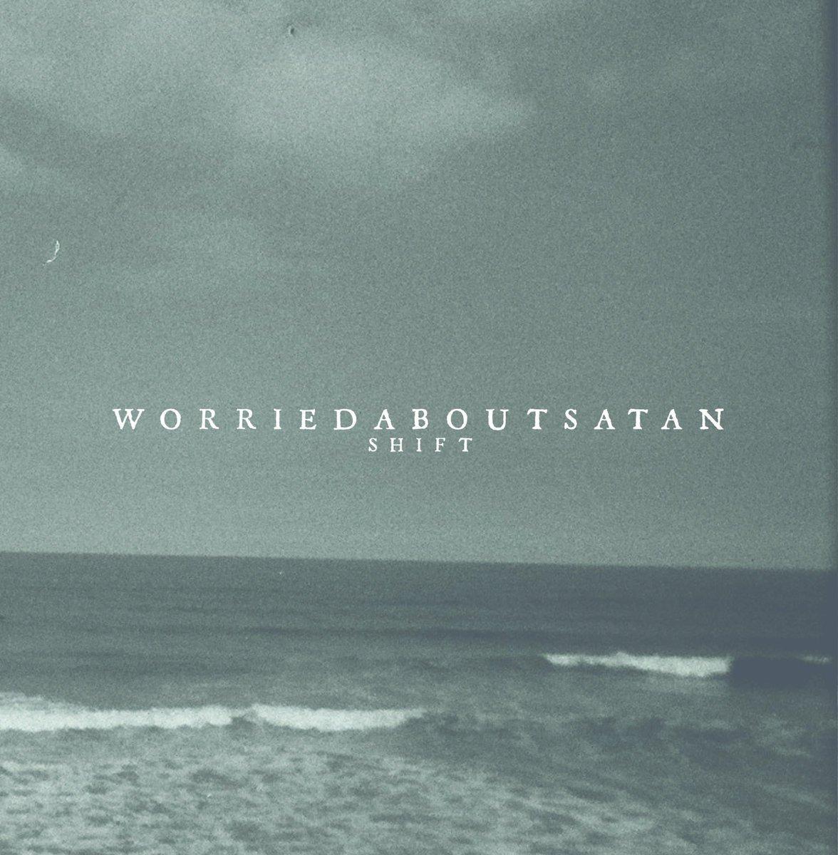 """Image of worriedaboutsatan 'Shift' 12"""" EP"""