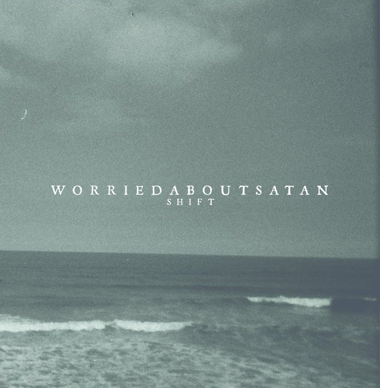 "Image of worriedaboutsatan 'Shift' 12"" EP"
