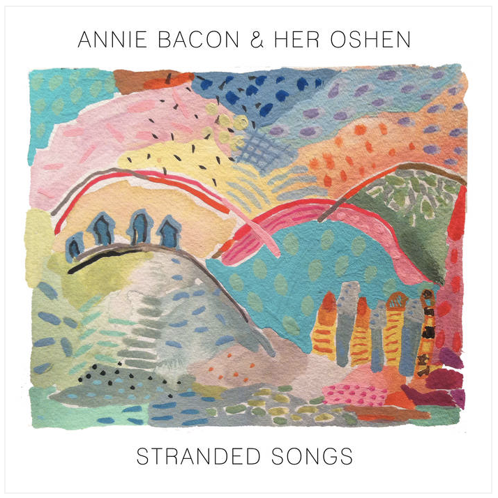 Image of Stranded Songs (EP 2015)