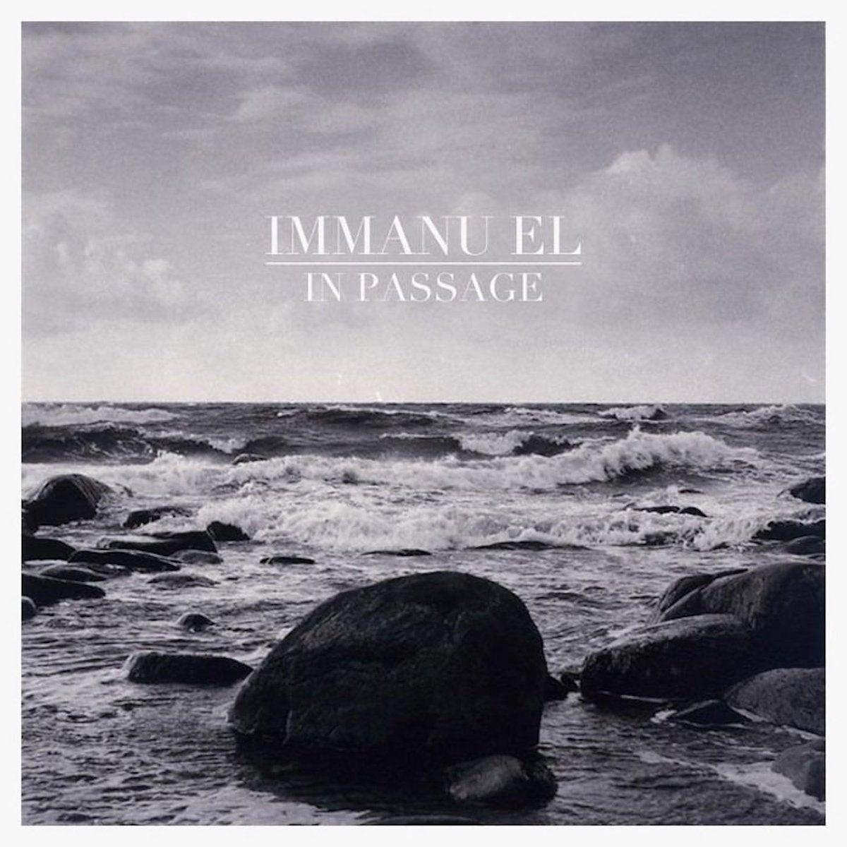 "Image of Immanu El  'In passage' 12"" +7"""