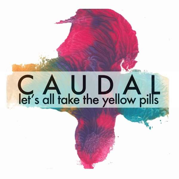 Image of Caudal 'Let's all take the yellow pills' 12""