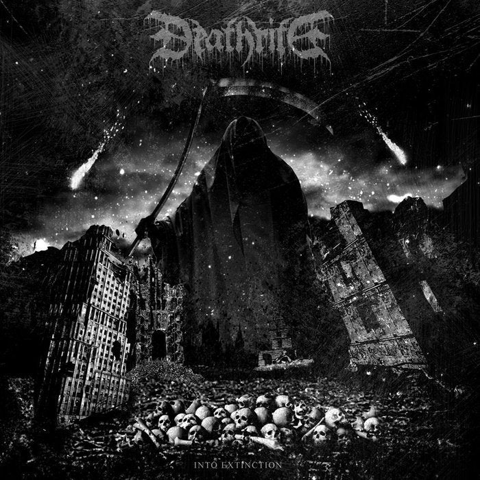 Image of Deathrite 'Into Extinction' 12""