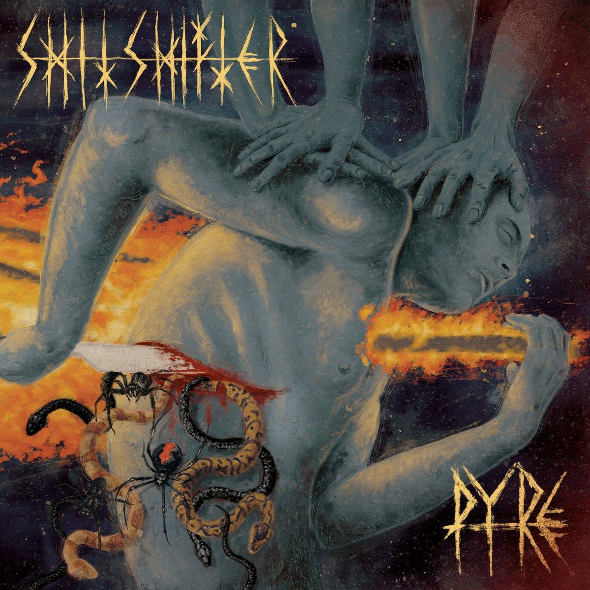 """Image of Shitshifter 'Pyre' 12"""""""