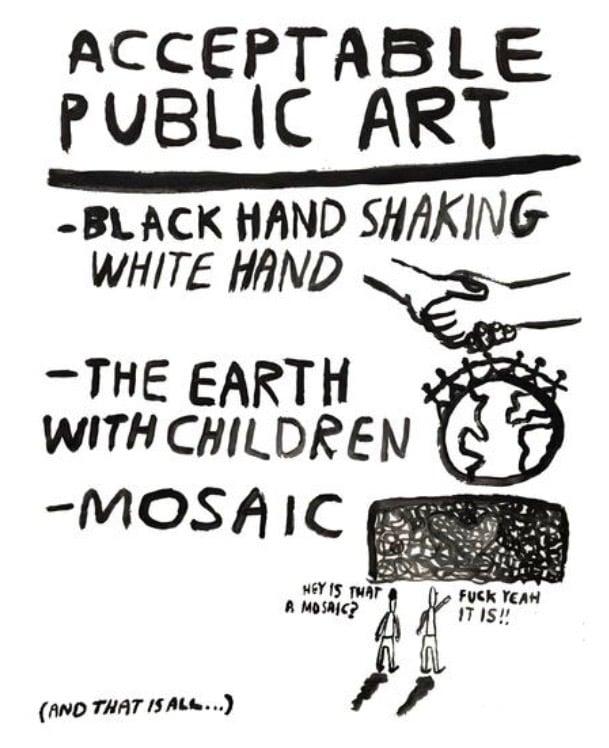 "Image of ""Acceptable Public Art"""