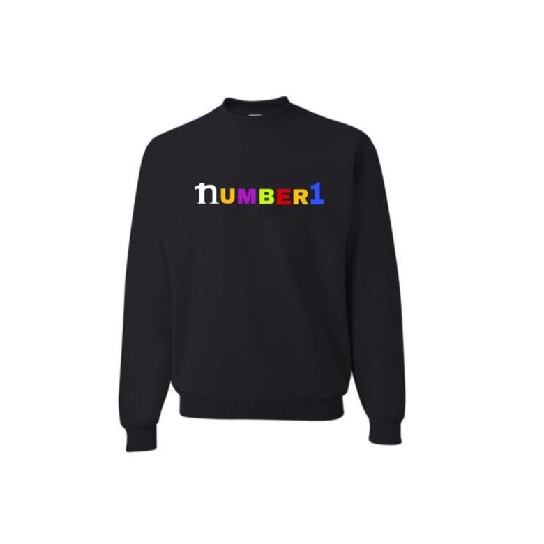 Image of NUMBER1 LE Sweatshirt