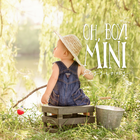 Image of Oh, Boy! Minis
