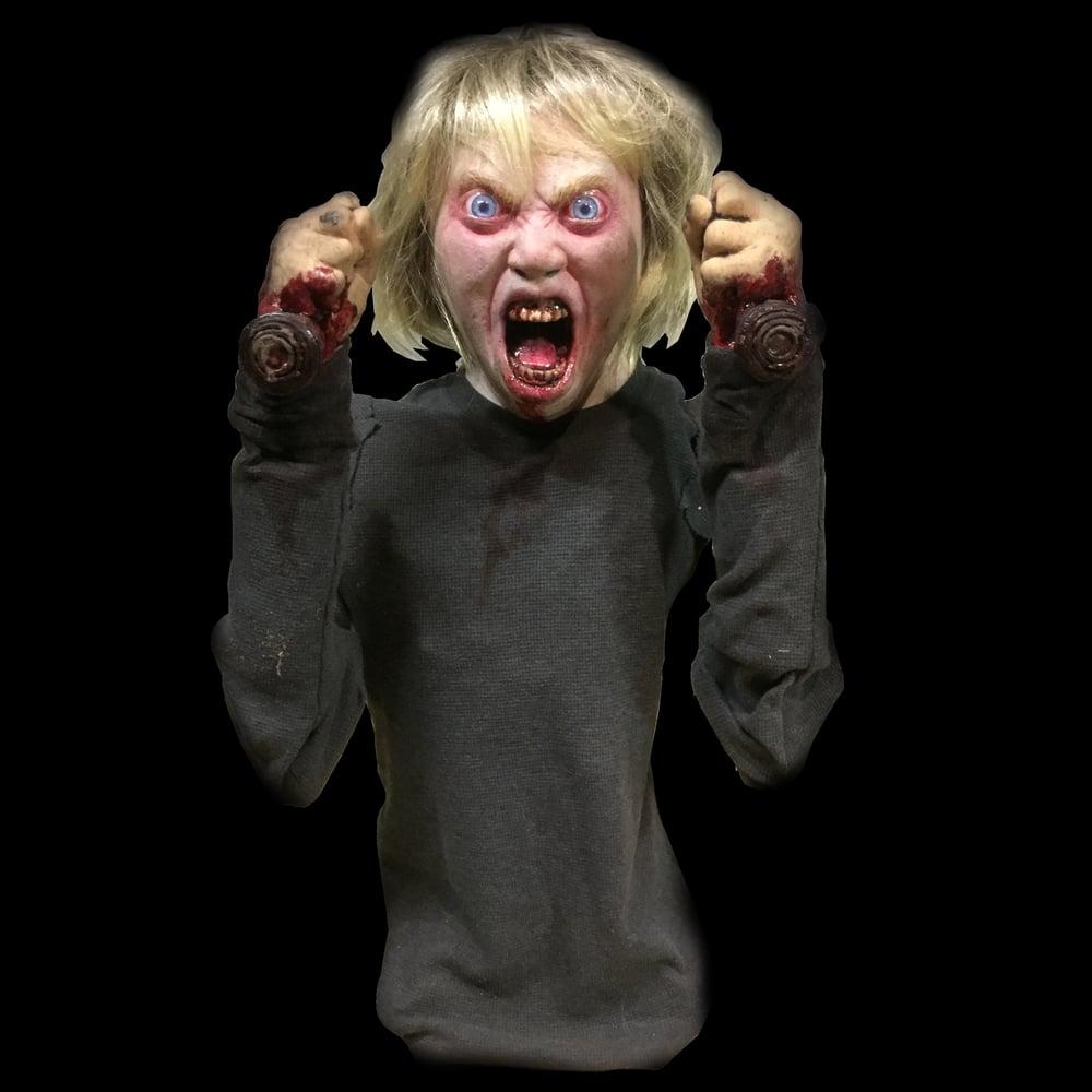 Image of Angry Kid Window Banger