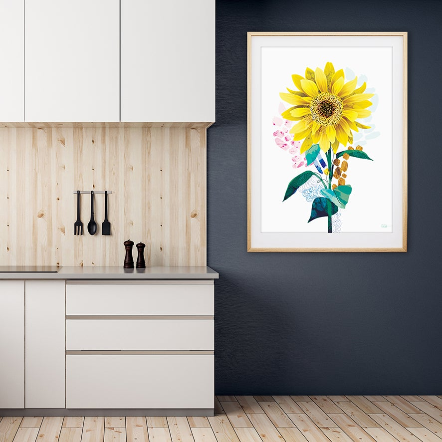 Image of Sunflower - Art Print