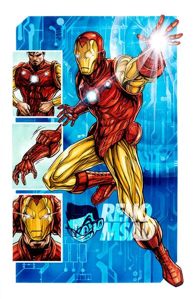 Image of Iron Man