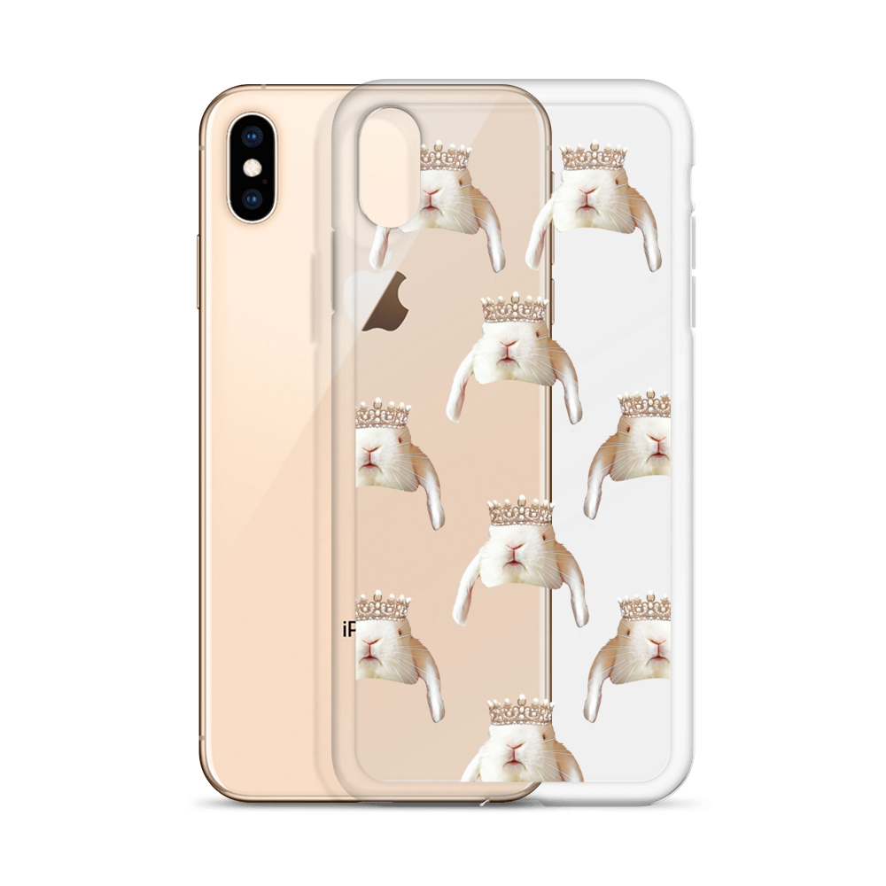 Image of Blanco 'Queen' iPhone Case