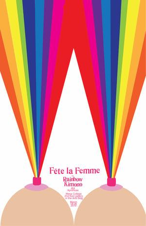 Image of Fête la Femme poster