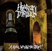 "Image of HOUR OF THIRTEEN - A Knell Within The Crypt - 7""EP"