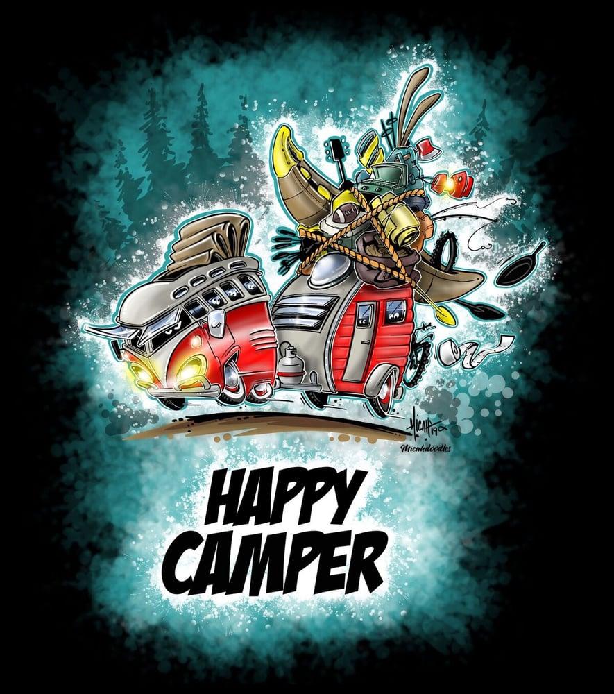 Image of Happy Camper!