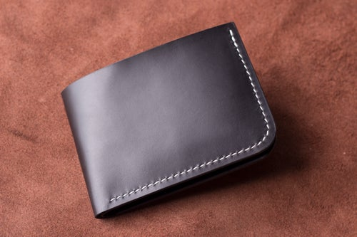 Image of Bifold <br> Black Buttero