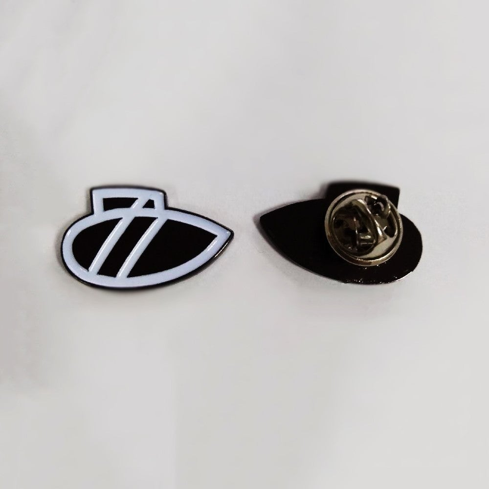 Image of Submarine Pin Badge