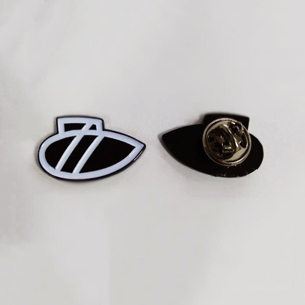 Image of Submarine Pin Badge