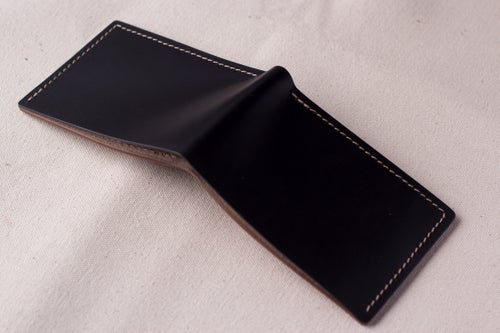 Image of Bifold<br>Dark Brown/Whiskey/Black Buttero