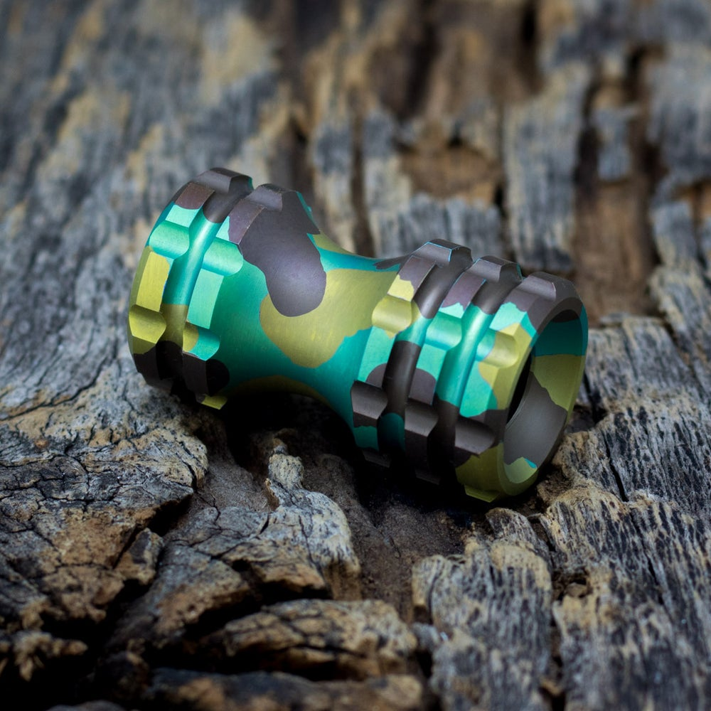 Image of Hustle Bead - Green Camo