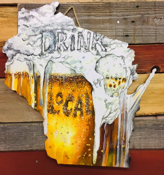 Image of Drink Local Wisconsin
