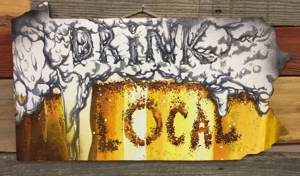 Image of Drink Local Pennsylvania