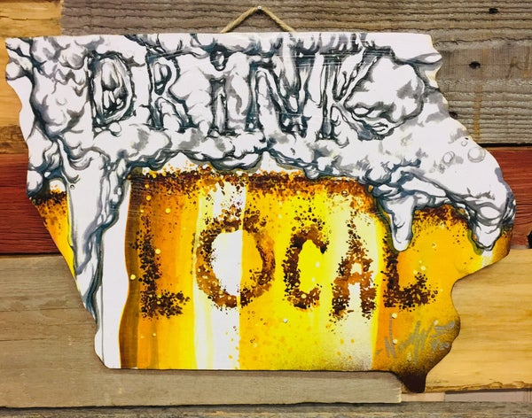 Image of Drink Local Iowa