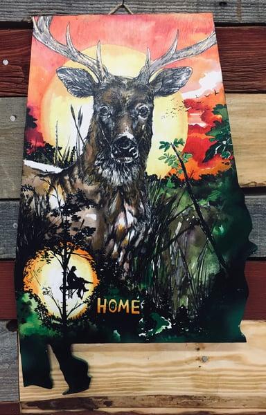 Image of Hunting For Home Alabama