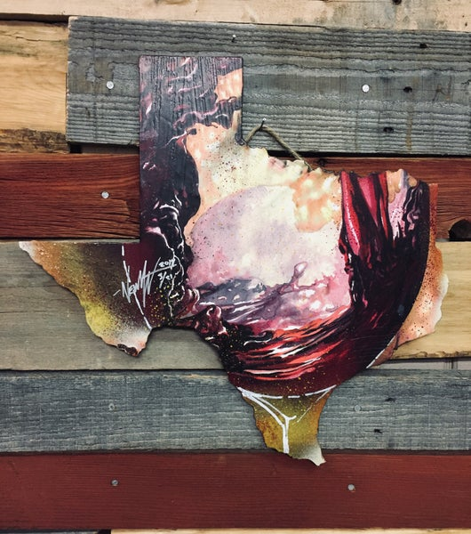 Image of Texas Wine Pour