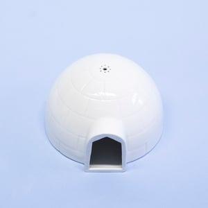 Image of Igloo - tea light holder