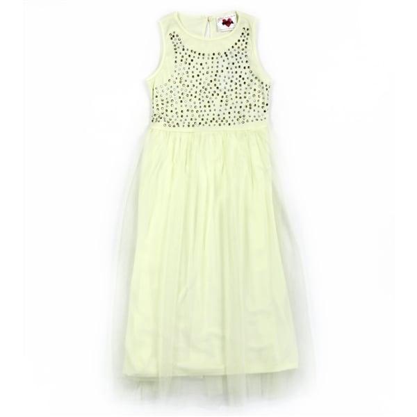 Image of Little Mesh Dress