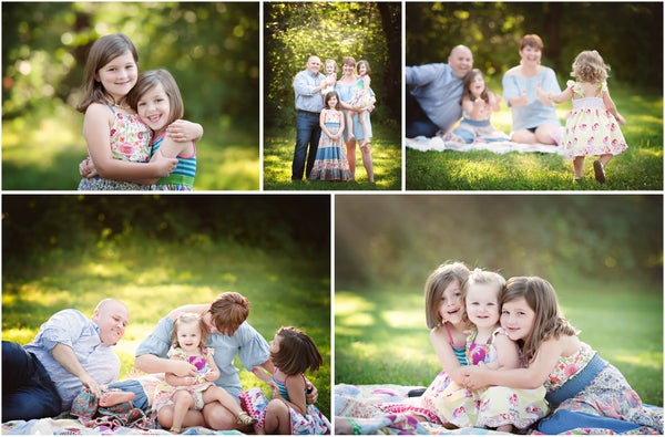 Image of Spring Family Mini Session Friday May 10th