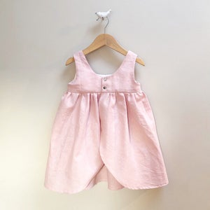 Image of Blush Reversible Pinafore