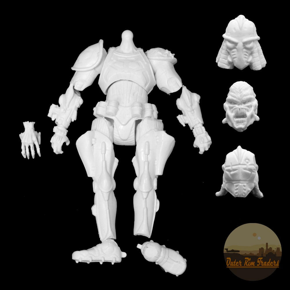 Image of Blob Warrior Kit