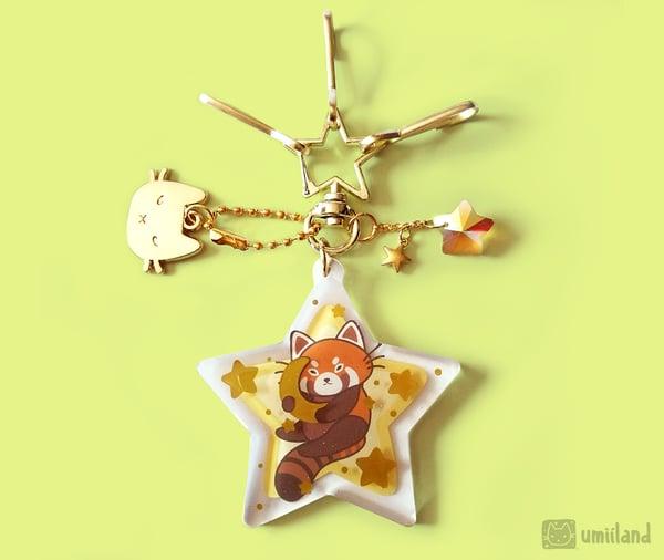 Image of Red Panda Keychain