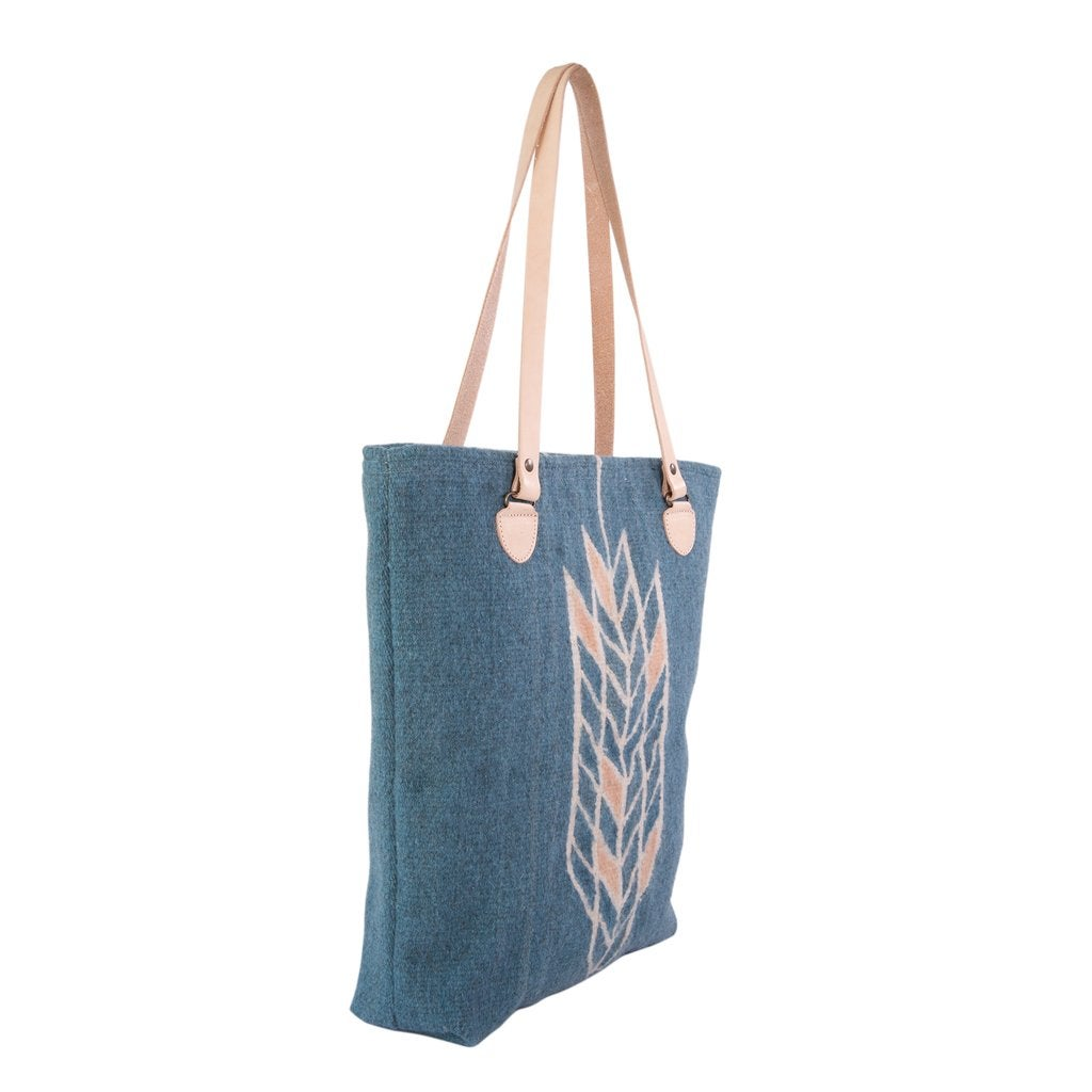 Image of Milpa Wool Bucket Tote