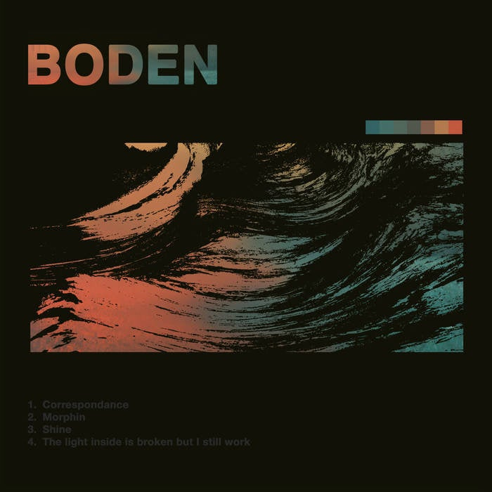 Image of Boden 's/t' 12""