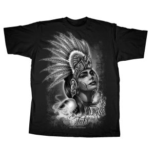 Image of Aztec tshirt