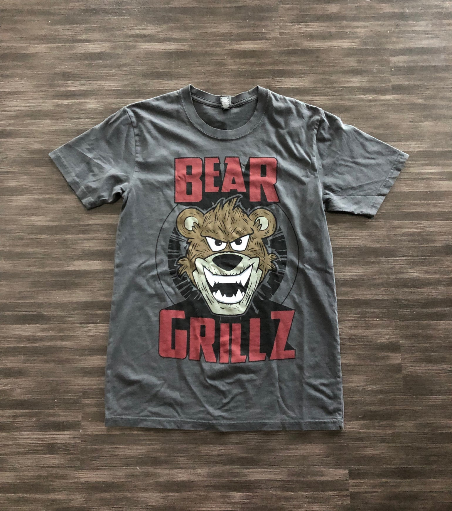 Image of Bear Grillz Retro
